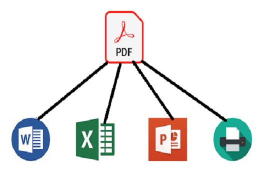I Will Convert Pdf To Word Or Excel Or Html Or Power Point