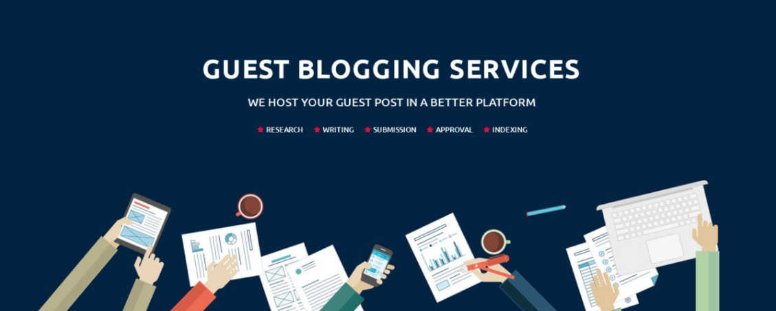 Guest Post on USA,UK sites, German, Italian or French Sites