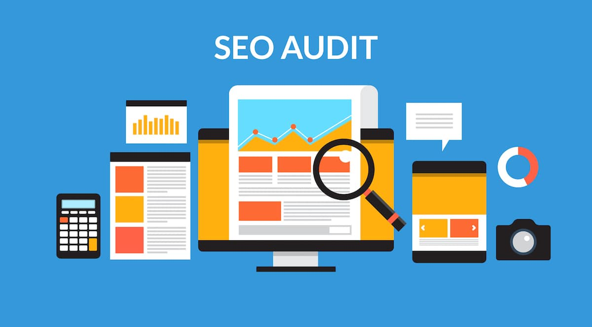 expert level seo audit with pdf report of seo recommendations to implement