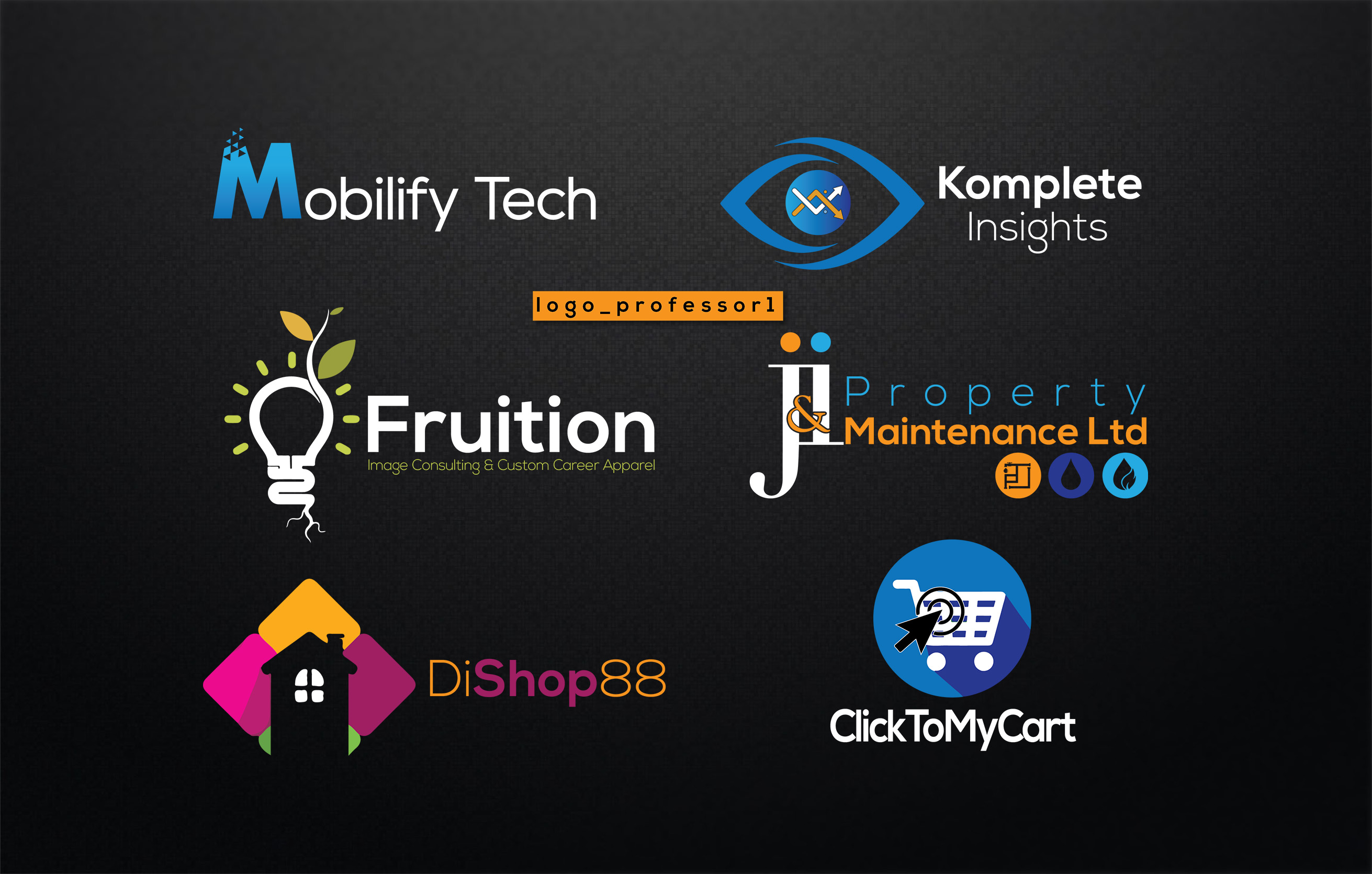 I Will Design Unique Logo For Your Website,Company,Brand Business