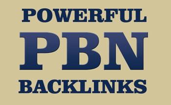 Platinum Plus PBN Blog Post Backlink TF25+ Domain | Legiit