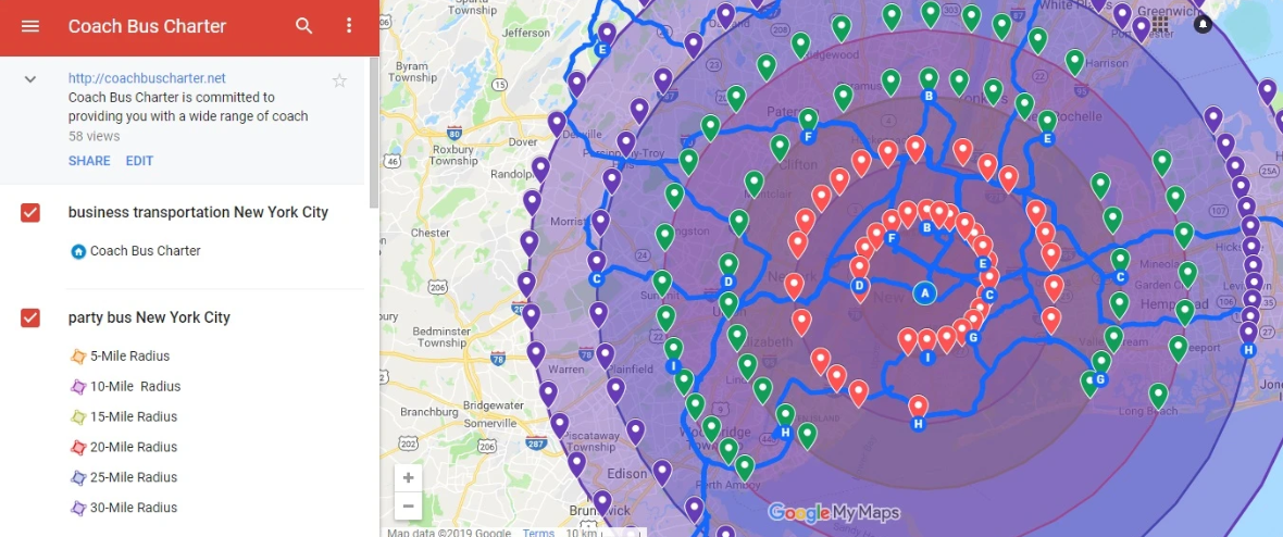I Will Do Local SEO To Boost Your Business To The Google ...  Mile Radius Map on 150 mile radius map, 75 mile radius map, 100 mile radius map, 40 mile radius map, 25 mile radius map, 300 mile radius map,