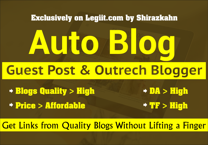 I Will Publish Your Guest Post on High Quality Health Blog | Legiit