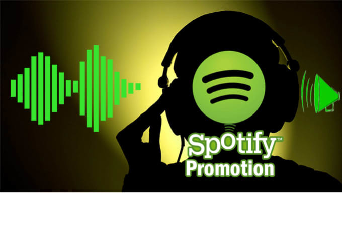 I Will Do Organic Viral Spotify Promotion Or Spotify Music