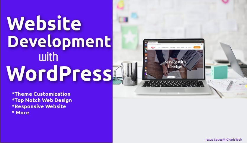 I Will Build Responsive Website With Wordpress Legiit