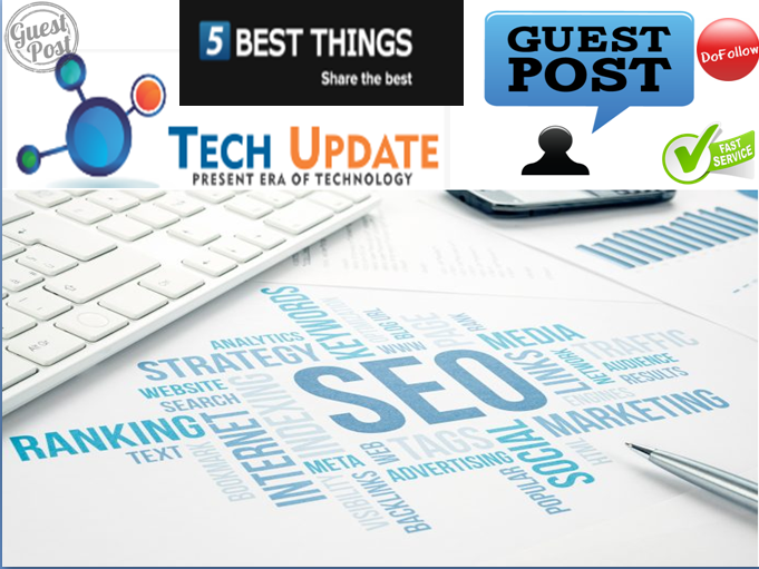 Guest Post on HQ Tech, Business Site DA45 Techinexpert com | Legiit
