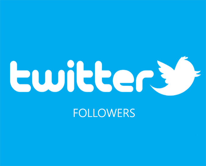 Get 500 Twitter Followers Guaranteed & Permanent | Legiit